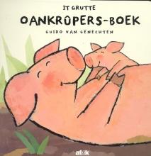 Guido Van Genechten It grutte oankrûpers-boek