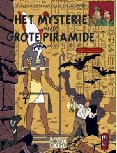 Edgar P. Jacobs , Het Mysterie van de grote pyramide deel 1