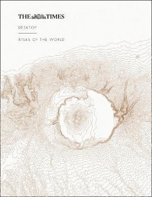 Times Atlases,Times Desktop Atlas of the World