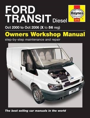 Haynes Publishing,Ford Transit Diesel 00-06