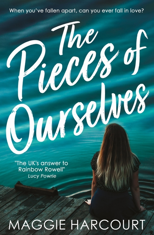 Maggie Harcourt,The Pieces of Ourselves