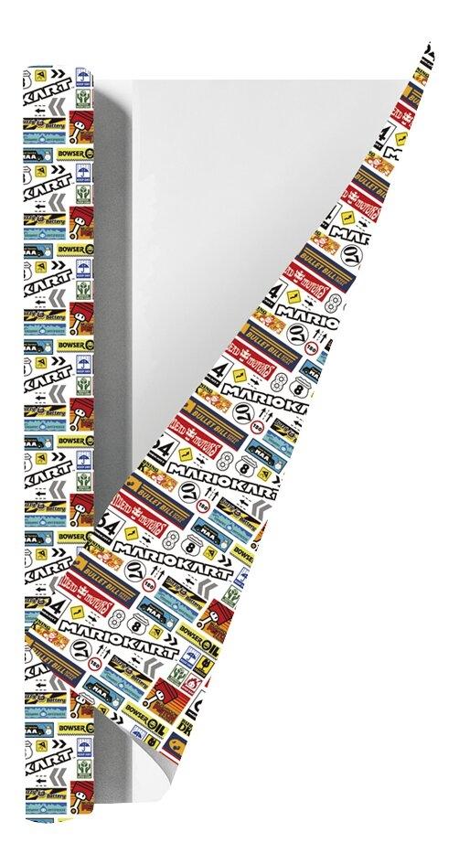 ,Mariokart - Kaftpapier - BTS 21-22 los
