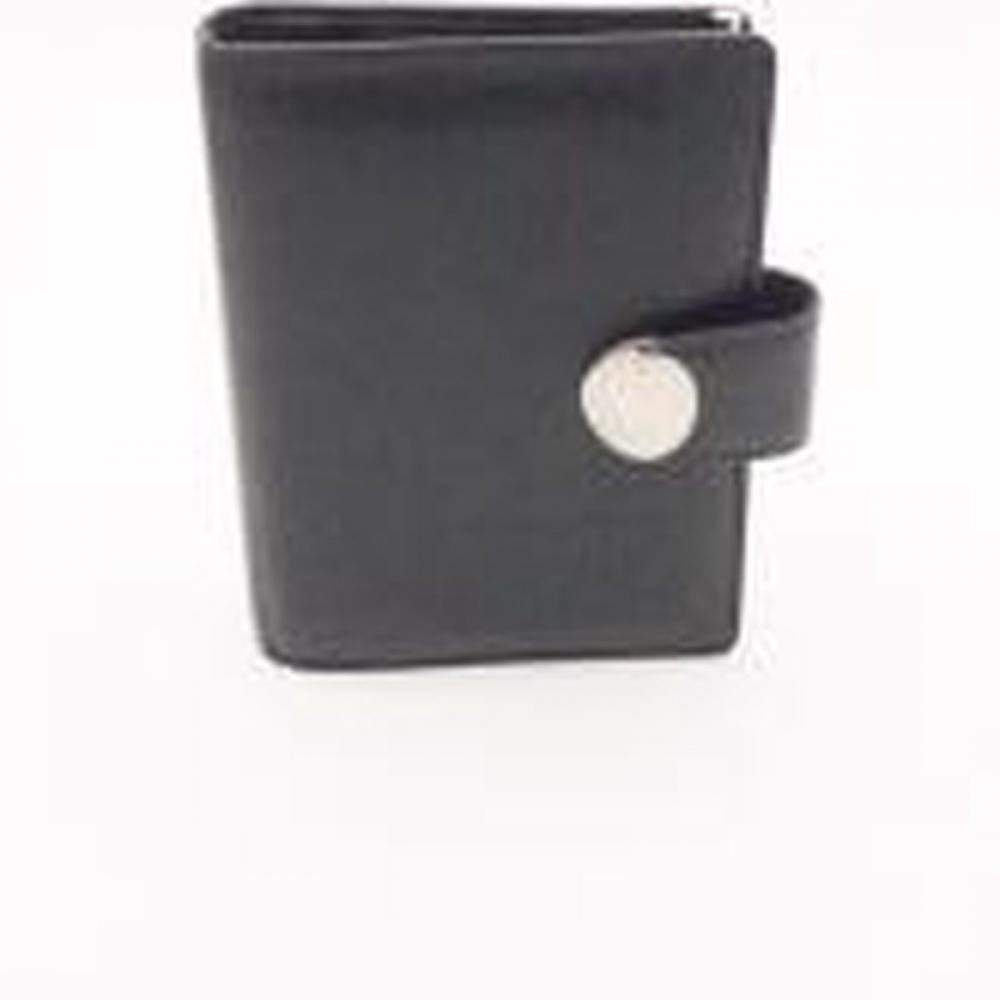 Pm212nc02,Succes omslag mini nappa zwart 15 mm ring
