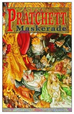 Terry Pratchett,Maskeradel