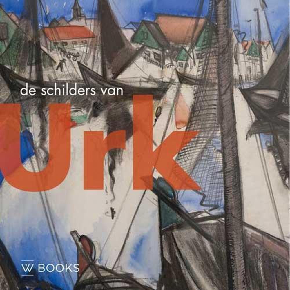 Elisabeth Oost, Klaas Post,De schilders van Urk