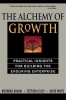 Baghai, Mehrdad,   Coley, Stephen,   White, David, The Alchemy of Growth