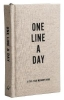 , Canvas One Line a Day: A Five-Year Memory Journal