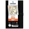 , Tekenboek Canson Art 84x140mm 180graden 96gram 80vel