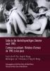 , Liebe in der deutschsprachigen Literatur nach 1945. L`amour au pr?sent. Histoires d`amour de 1945 ? nos jours