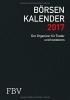 Meissner, Dirk, B?rsenkalender 2017