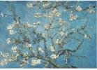 Wen-700504z , Almond blossom - vincent van gogh - wentworth puzzel - houten - 40 - 125x87 mm
