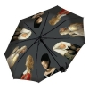 Ubf635 , Paraplu opvouwbaar painting of woman
