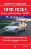 <b>P.H. Olving</b>,Vraagbaak  Ford Focus benzine/diesel 2000-2005