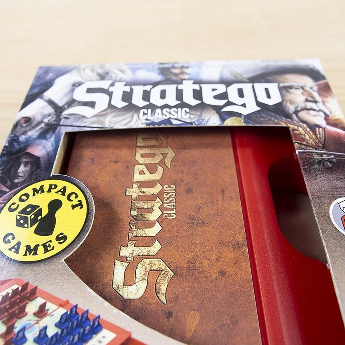 ,Stratego compact reiseditie
