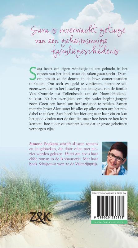 Simone Foekens,Hostel aan zee