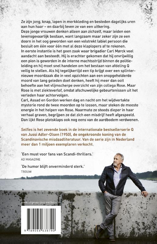 Jussi Adler-Olsen,Selfies