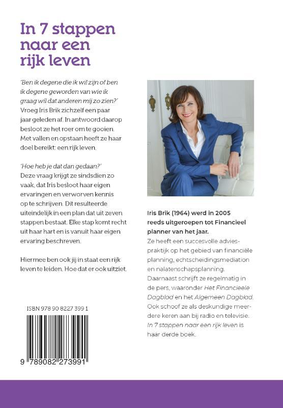 Iris Brik,In 7 stappen naar een rijk leven