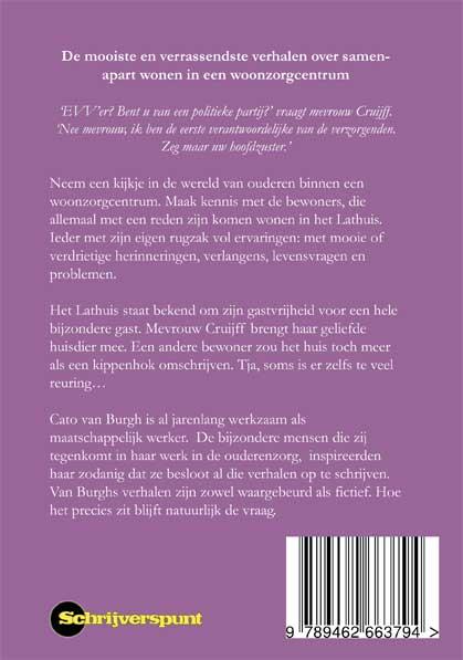Cato van Burgh,Het Lathuis