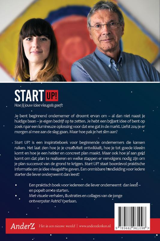 Leo Pot, Astrid Yperlaan,Start Up!