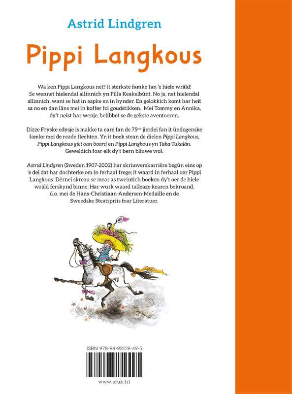 Astrid Lindgren,Pippi Langkous