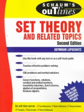 Seymour Lipschutz Schaum`s Outline of Set Theory and Related Topics