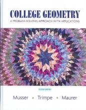 Gary L. Musser,   Lynn E. Trimpe,   Vikki Maurer College Geometry