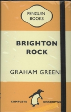 Notebook - Brighton Rock