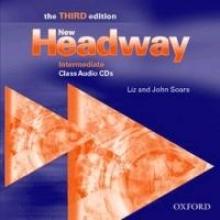 Soars, John New Headway English Course. Intermediate (Third Edition) - Class CDs zum Student`s Book