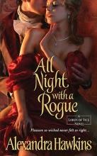Hawkins, Alexandra All Night With a Rogue