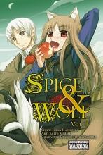 Hasekura, Isuna Spice & Wolf 1