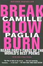 Paglia, Camille Break, Blow, Burn