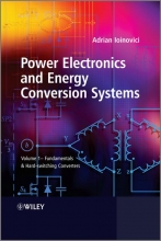 Ioinovici, Adrian Power Electronics and Energy Conversion Systems
