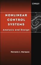 Márquez, Horacio Nonlinear Control Systems