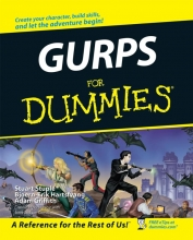 Griffith, Adam GURPS For Dummies