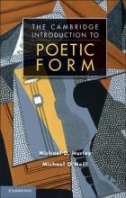 Hurley, Michael D. Poetic Form