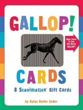 Seder, Rufus Butler Gallop! Cards