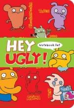 Hey Ugly Notebook Set