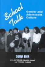 Donna Eder,   Catherine Colleen Evans,   Stephen Parker School Talk