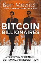Mezrich, Ben Bitcoin Billionaires