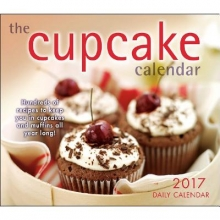 Quintet Publishing The Cal 2017-Cupcake Calendar