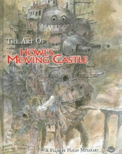 The Art Of Howl`s Moving Castle