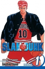 Inoue, Takehiko Slam Dunk, Volume 1 [With Sticker]