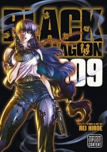 Hiroe, Rei Black Lagoon, Volume 9