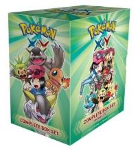 Kusaka, Hidenori Pokemon X-Y Complete Set