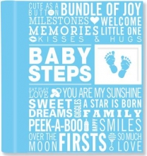 Baby Steps Babys First-year Album