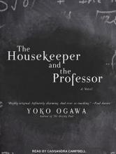 Ogawa, Yoko The Housekeeper and the Professor