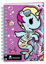 Tokidoki Mermicorno Die-Cut Notebook