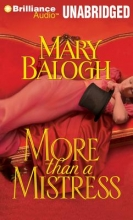 Balogh, Mary More Than a Mistress