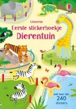 , Eerste stickerboekje Dierentuin