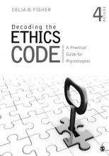 Celia B. Fisher , Decoding the Ethics Code